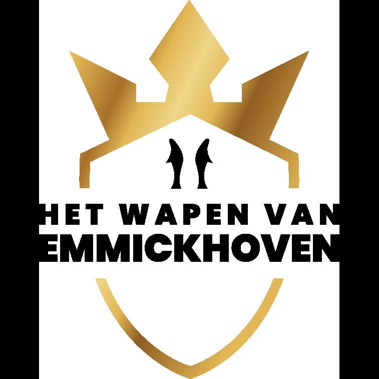 het-wapen-van-emmickhoven Logo vierkant